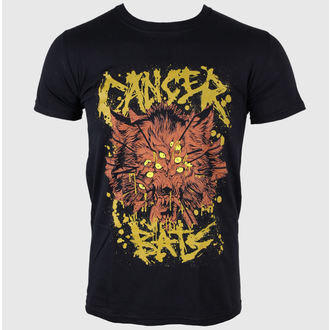 t-shirt metal men's Cancer Bats - Gnar Wolf - PLASTIC HEAD, PLASTIC HEAD, Cancer Bats