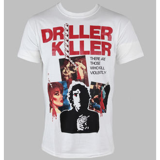 t-shirt metal men's Driller Killer - Driller Killer - PLASTIC HEAD - PH7287