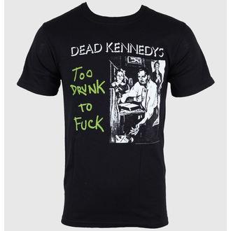 t-shirt metal men's Dead Kennedys - Too Drunk - IMPACT - IMPACT, IMPACT, Dead Kennedys