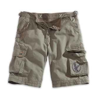 shorts men SURPLUS - Xylontum - Olive Gewas, SURPLUS