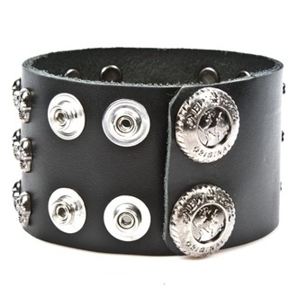 bracelet NEW ROCK - ANTIK NEGRO, NEW ROCK