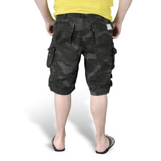 shorts men SURPLUS - Trooper - Black Camo - 07-5600-42