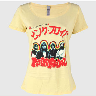 t-shirt metal women's Pink Floyd - Japan Tour 1972 - IMPACT, IMPACT, Pink Floyd