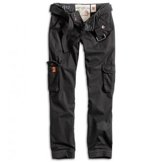 pants women SURPLUS - Premium Slimmy - Black GE - 33-3588-63