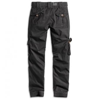 pants women SURPLUS - Premium Slimmy - Black GE, SURPLUS