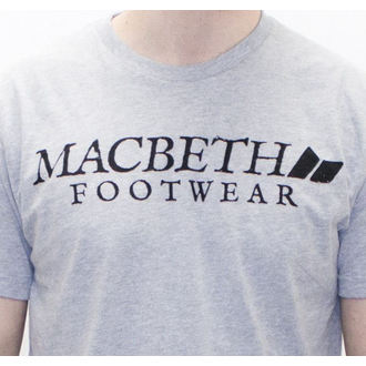 t-shirt street men's - Vintage Logo - MACBETH, MACBETH