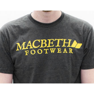 t-shirt street men's - Vintage Logo - MACBETH, MACBETH