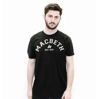 t-shirt street men's - Varsity - MACBETH, MACBETH