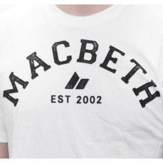 t-shirt street men's - Varsity - MACBETH, MACBETH