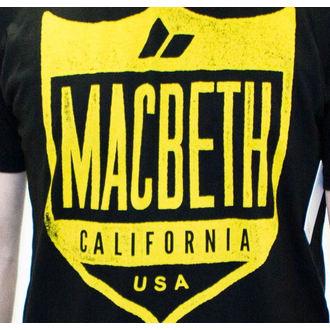 t-shirt street men's - Crest - MACBETH, MACBETH