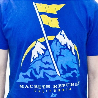 t-shirt street men's - Republic - MACBETH, MACBETH