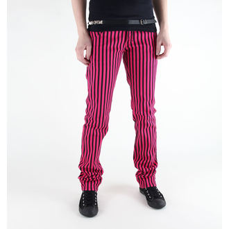 pants women's 3RDAND56th - Stripe Skinny - JM444, 3RDAND56th