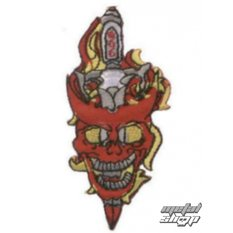 iron-on patch Skull 18 - 97173-925