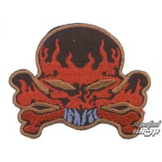 iron-on patch Skull 5 - 67173-939