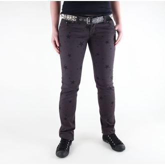 pants women's 3RDAND56th - Star Skinny Jeans - JM1097, 3RDAND56th