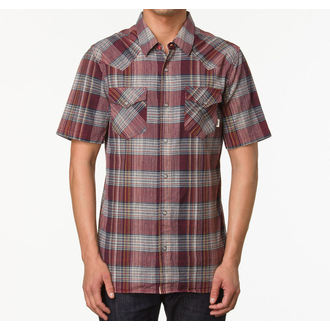 shirt men VANS - Edgeware - Redrum Plaid, VANS