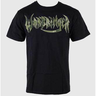 t-shirt metal men's Warbringer - Total Fucking War - Just Say Rock, Just Say Rock, Warbringer