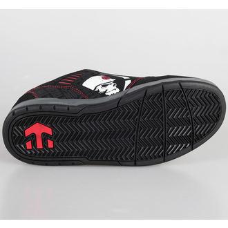low sneakers men's - METAL MULISHA - Black/Grey/Red