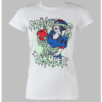 t-shirt metal women's A Day to remember - Bad Apple - VICTORY RECORDS, VICTORY RECORDS, A Day to remember