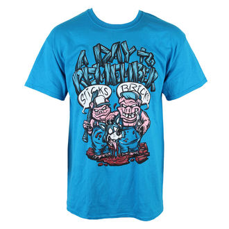 t-shirt metal men's A Day to remember - Skicks&Bricks - VICTORY RECORDS, VICTORY RECORDS, A Day to remember