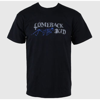 t-shirt metal men's Comeback Kid - Wake The Dead - VICTORY RECORDS, VICTORY RECORDS, Comeback Kid