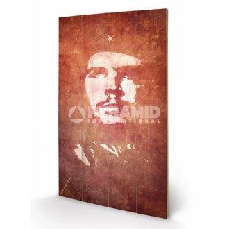 wooden image Che Guevara (Exposure) - Pyramid Posters, PYRAMID POSTERS, Che Guevara