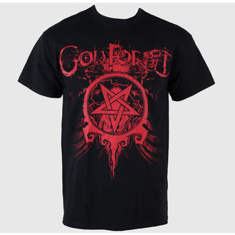 t-shirt metal men's God Forbid - Black Metal - VICTORY RECORDS, VICTORY RECORDS, God Forbid