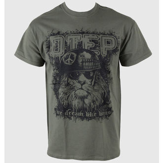 t-shirt metal men's Otep - We Dream Like Lions - VICTORY RECORDS, VICTORY RECORDS, Otep