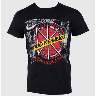 t-shirt metal men's Dead Kennedys - Storm - LIVE NATION, LIVE NATION, Dead Kennedys