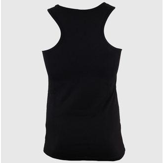 top women Jack Daniels - Classic Logo - Black - BIOWORLD - TS300401JDS