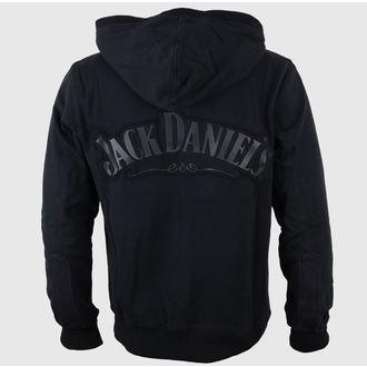 hoodie men's Jack Daniels - Black - JACK DANIELS, JACK DANIELS