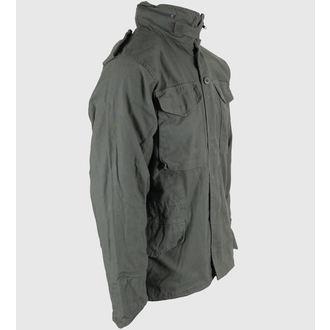 spring/fall jacket men's - M65 Fieldjacket NYCO washed - MMB, MMB