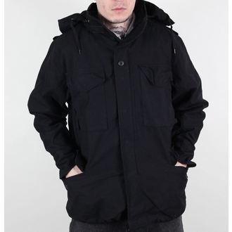 spring/fall jacket men's - BLACK - BOOTS & BRACES, BOOTS & BRACES