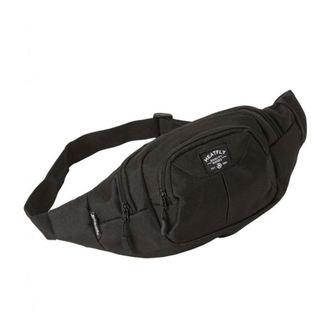 Hip pack MEATFLY - WALLY WAIST A - Black, MEATFLY