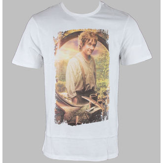 film t-shirt men's Hobit - Bilbo - NNM - 1201-BLANCL