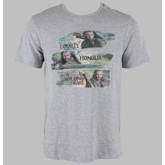 film t-shirt men's Hobit - Characters - NNM - 1205-GRISL