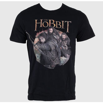 film t-shirt men's Hobit - Warriors - NNM - 1206-NOIRL