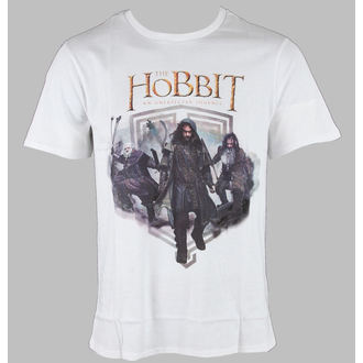 film t-shirt men's Hobit - Balin & Kili & Bifur - NNM - 1208-BLANCL