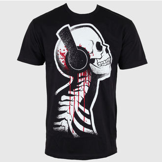 t-shirt hardcore men's - - Akumu Ink - 4TM09