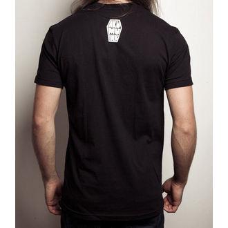 t-shirt hardcore men's - Black Tee - Akumu Ink, Akumu Ink