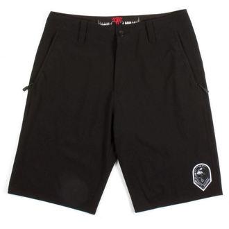 swimsuits men (shorts) METAL MULISHA - Initiative-Hybrids - BLK