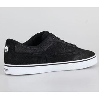 low sneakers men's - OSIRIS - Blk/Blk/Wax