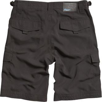 shorts men FOX - Hydroslambozo Hybrid - BLACK