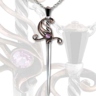 necklace Dudley's Jewel - Alchemy Gothic, ALCHEMY GOTHIC