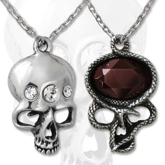necklace The Demon in My Head - Alchemy Gothic - P661