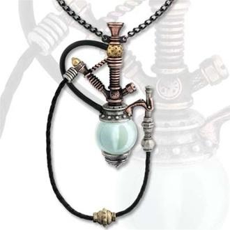 necklace Holmes-Baker Patent Kinetic Nargile - Alchemy Gothic, ALCHEMY GOTHIC