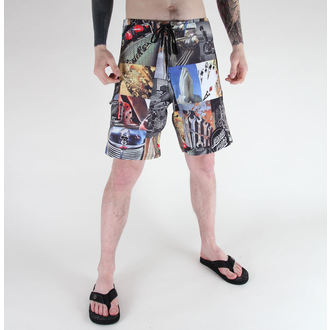 swimsuits men (shorts) SANTA CRUZ - BSLO - Lowlife, SANTA CRUZ