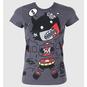 t-shirt women's - Zero Or Hero - COSMIC, COSMIC