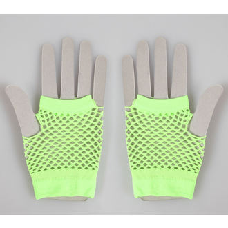 gloves fingerless POIZEN INDUSTRIES - NSD Fishnet, POIZEN INDUSTRIES