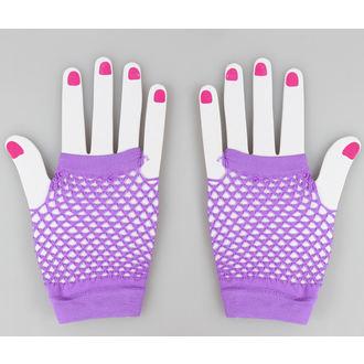 gloves fingerless POIZEN INDUSTRIES - NSD Fishnet, POIZEN INDUSTRIES